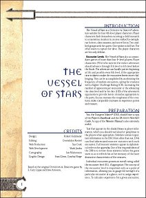 The Vessel of Stars