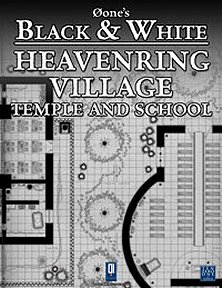Heavenring Village: Temple and School