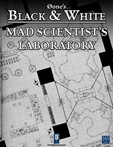 Mad Scientist's Laboratory