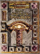 Expanded Psionics Handbook
