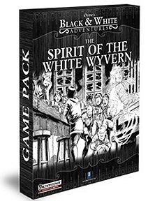 The Spirit of the White Wyvern Game Pack