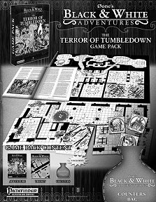 The Terror of Tumbledown Game Pack