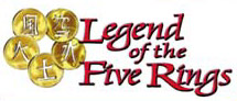 Legend of the Five Rings: Rokugan