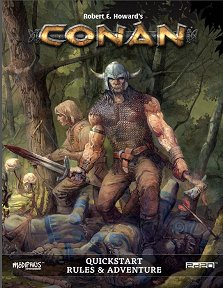 Conan: Adventures in an Age Undreamed Of Quick Start
