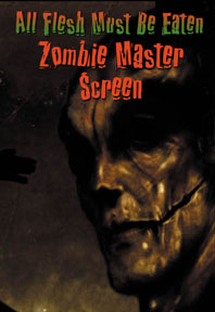 Zombie Master Screen