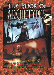 The Book of Archetypes 2: Attack of the Archetypes