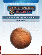 Fugitive on the Red Planet