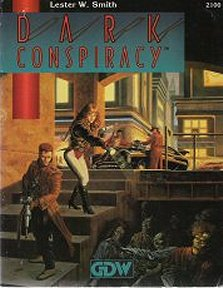 Dark Conspiracy 1e Core Rulebook