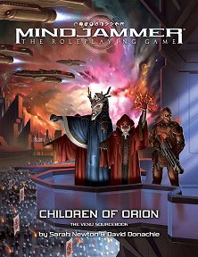 Children of Orion - The Venu Sourcebook