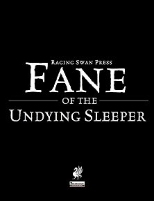 Fane of the Undying Sleeper Collector's Edition