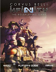 Infinity RPG Player's Guide