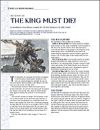 The King Must Die!