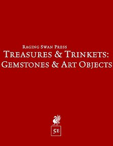 Gemstones and Art Objects