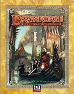 Dawnforge: Crucible of Legend