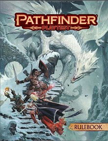 Pathfinder 2e Playtest Rulebook