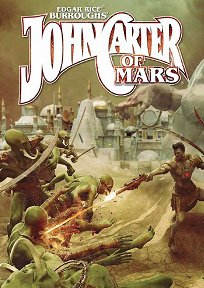 John Carter of Mars Quickstart
