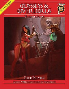 Odysseys and Overlords Free Preview
