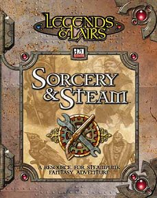 Sorcery and Steam